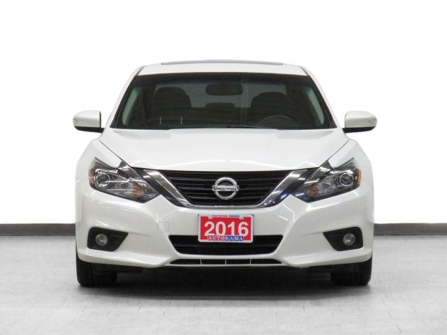 2017 Nissan Altima SL NAVIGATION LEATHER SUNROOF BACKUP CAMERA