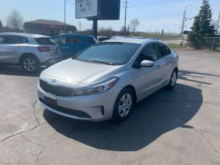 Used 2017 Kia Forte LX for sale in Brantford, ON