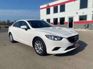 Used 2014 Mazda MAZDA6 i Sport AT with Heated seats for sale in Tillsonburg, ON