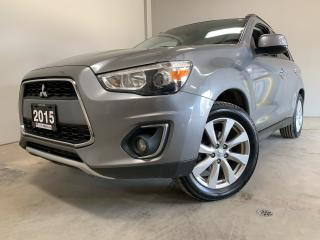 Used 2015 Mitsubishi RVR GT for sale in Owen Sound, ON