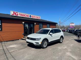 Used 2019 Volkswagen Tiguan Trendline for sale in Millbrook, NS