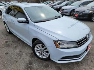 Used 2017 Volkswagen Jetta Wolfsburg ED/SUNROOF/PUSHSTART/LOADEDALLOYS for sale in Scarborough, ON