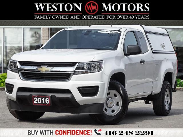 2016 Chevrolet Colorado 2WD WT*READY FOR WORK!