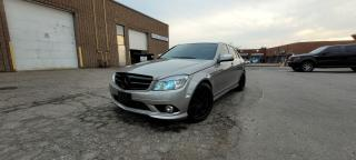 Used 2009 Mercedes-Benz C-Class 3.0L for sale in Brampton, ON