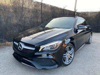 Used 2017 Mercedes-Benz CLA-Class CLA 250-4MATIC-AMG-SPORT-NAVI-CAMERA-PANO ROOF for sale in Toronto, ON