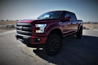 Used 2015 Ford F-150 Lariat for sale in Estevan, SK