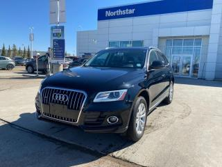 Used 2017 Audi Q5 2.0 TURBO/AWD/LEATHER/SUNROOF/HEATEDSEATS for sale in Edmonton, AB