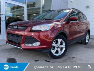 Used 2014 Ford Escape SE - AWD, CLOTH, BACK UP, HEATED SEATS, BLUETOOTH, AND MORE! for sale in Edmonton, AB