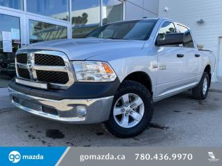 Used 2017 RAM 1500 ST - HEMI, 4X4, TONNEAU COVER, CLOTH, AND MORE! for sale in Edmonton, AB