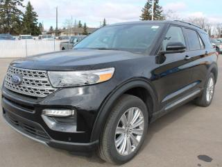 New 2021 Ford Explorer Limited | HYBRID | 4x4 | Trailer Tow | Moonroof | 20