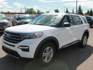 New 2021 Ford Explorer XLT | 4WD | 202a | Heated Steering | Remote Starter | Reverse Camera for sale in Edmonton, AB