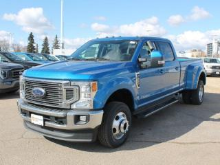 New 2021 Ford F-350 Super Duty DRW LARIAT | Dually | 6.7 Diesel | Ultimate Pkg | Upfitter Switches | 5th Wheel Prep for sale in Edmonton, AB