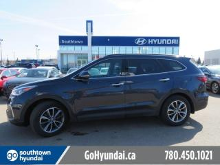 Used 2017 Hyundai Santa Fe XL LUX/LEATHER/PANO/PUSHSTART/7PASS/NAVI for sale in Edmonton, AB