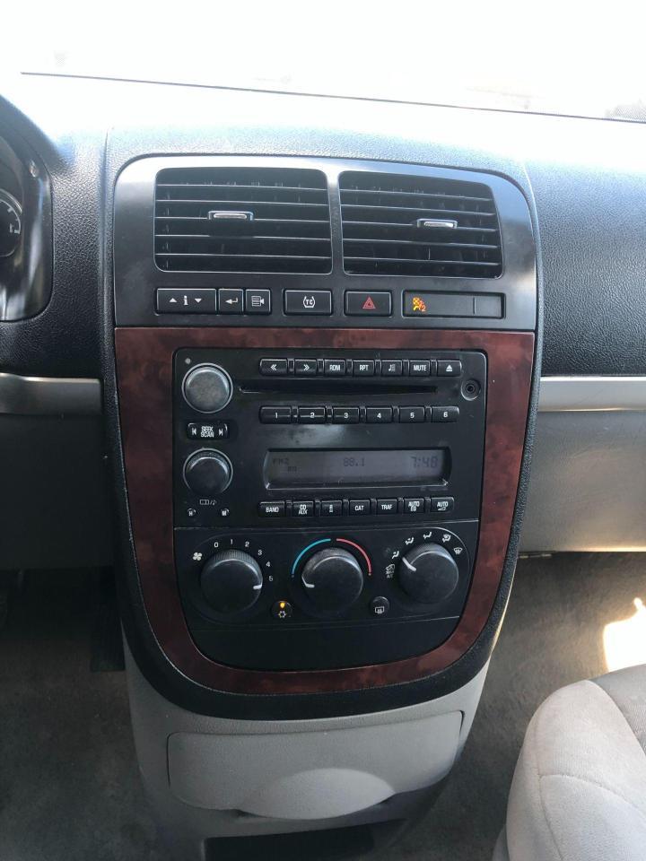 2009 Chevrolet Uplander