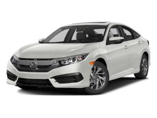 Used 2016 Honda Civic EX for sale in Woodstock, ON
