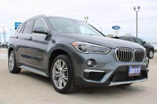 Used 2017 BMW X1 xDrive28i for sale in Tilbury, ON