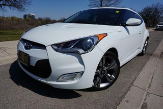 Used 2012 Hyundai Veloster 6 SPEED / NO ACCIDENTS / LOCAL CAR / TECH PACKAGE for sale in Etobicoke, ON