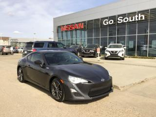 Used 2015 Scion FR-S FR-S, COUPE - FINANCING AVAILABALE for sale in Edmonton, AB