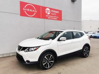 Used 2019 Nissan Qashqai SL/AWD/LEATHER/PANO ROOF/NAV/DRIVERS ASSIST for sale in Edmonton, AB
