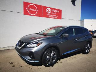 New 2021 Nissan Murano PLATINUM / AWD/MEMORY STEERING/HEATED STEERING/20