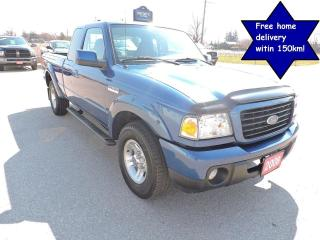 Used 2008 Ford Ranger Sport 3.0L 2 wheel drive No rust Only 56000 km for sale in Gorrie, ON