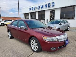 Used 2007 Lincoln MKZ Base for sale in Brantford, ON
