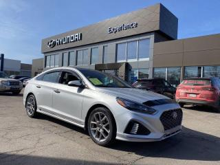 Used 2018 Hyundai Sonata 2.0T Sport for sale in Charlottetown, PE