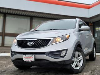 Used 2016 Kia Sportage LX AWD | Heated Seats | Bluetooth for sale in Waterloo, ON