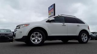 Used 2011 Ford Edge SEL for sale in Brandon, MB