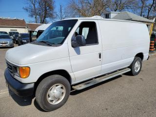 Used 2007 Ford Econoline for sale in Milton, ON