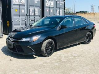 Used 2017 Toyota Camry SE|Reverse Camera|Bluetooth|Heated Seats| for sale in Bolton, ON