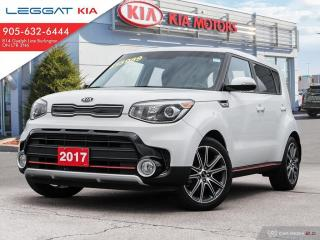 Used 2017 Kia Soul SX TURBO/ CPO UNIT 2.99% FINANCING AVAILABLE O.A.C/ 201HP/CAMERA/HEATED SEATS/MUCH MORE for sale in Burlington, ON