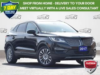 Used 2017 Lincoln MKC Reserve RESERVE   TRAILER TOW   2.0 L   LEATHER   HEATED/COOLED SEATS   ONE OWNER   for sale in Waterloo, ON