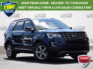 Used 2017 Ford Explorer XLT | AWD | 3.5 L | TRAILER TOW PKG | NAV | ONE OWNER for sale in Waterloo, ON