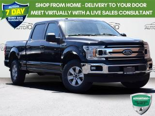 Used 2018 Ford F-150 CREW CAB | XLT| 5.0 L| 6.5 BOX | TRAILER TOW PKG for sale in Waterloo, ON