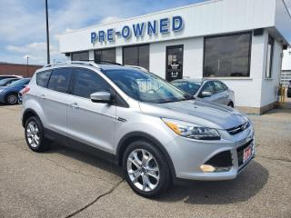 Used 2016 Ford Escape Titanium for sale in Brantford, ON