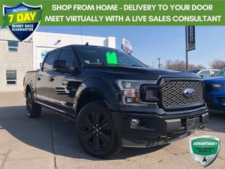 Used 2019 Ford F-150 Lariat SPECIAL EDITION SPORT!! 3.5 ECO BOOST! CERTIFIED for sale in Hamilton, ON