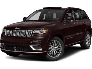 New 2021 Jeep Grand Cherokee Summit for sale in Huntsville, ON