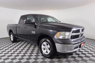 Used 2014 RAM 1500 ST CLEAN CARFAX | 4X4 | 3.6L V6 | QUAD CAB | BEDLINER for sale in Huntsville, ON