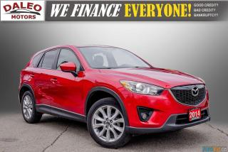 Used 2014 Mazda CX-5 GT / BACK UP CAM / LEATHER / HEATED SEATS / for sale in Hamilton, ON