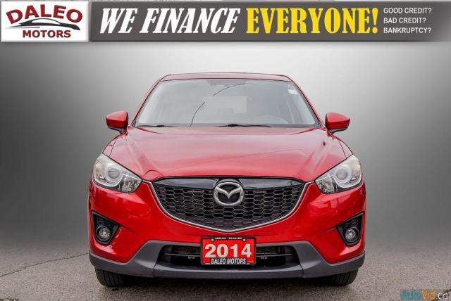 2014 Mazda CX-5 GT / BACK UP CAM / LEATHER / HEATED SEATS / Photo3