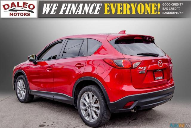 2014 Mazda CX-5 GT / BACK UP CAM / LEATHER / HEATED SEATS / Photo6