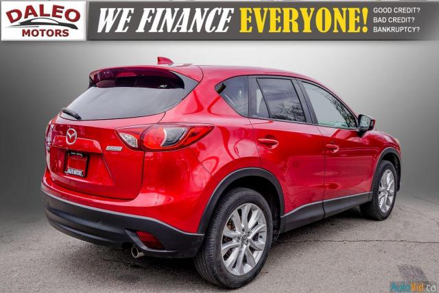 2014 Mazda CX-5 GT / BACK UP CAM / LEATHER / HEATED SEATS / Photo8