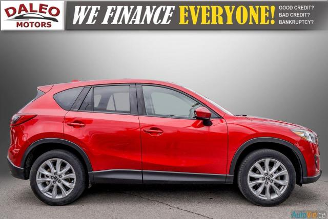 2014 Mazda CX-5 GT / BACK UP CAM / LEATHER / HEATED SEATS / Photo9