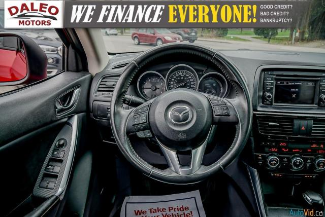 2014 Mazda CX-5 GT / BACK UP CAM / LEATHER / HEATED SEATS / Photo14