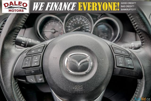 2014 Mazda CX-5 GT / BACK UP CAM / LEATHER / HEATED SEATS / Photo19