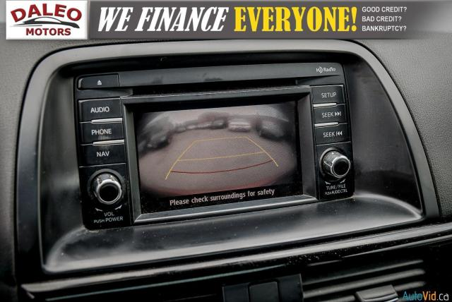 2014 Mazda CX-5 GT / BACK UP CAM / LEATHER / HEATED SEATS / Photo23