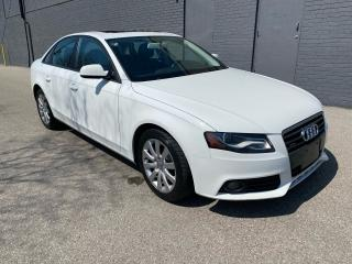 Used 2012 Audi A4 2.0T for sale in North York, ON