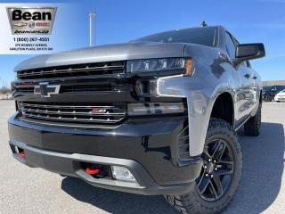 New 2021 Chevrolet Silverado 1500 LT Trail Boss 5.3L V8 TRAIL BOSS CREW CAB SHORT BOX4X4 for sale in Carleton Place, ON