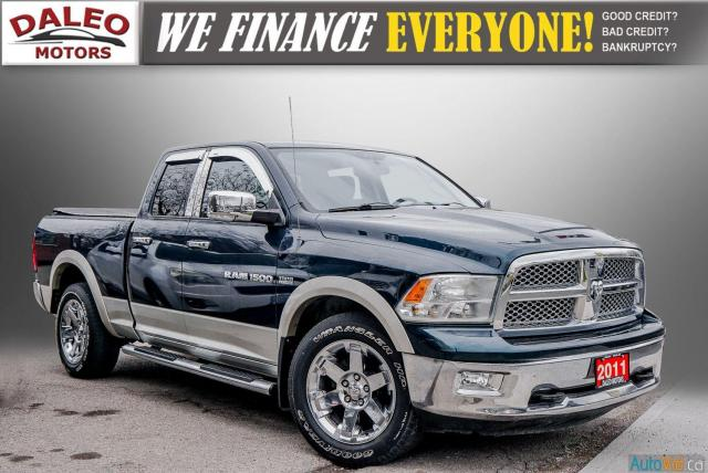 2011 RAM 1500 LARAMIE / LOADED / LOW KMS Photo1